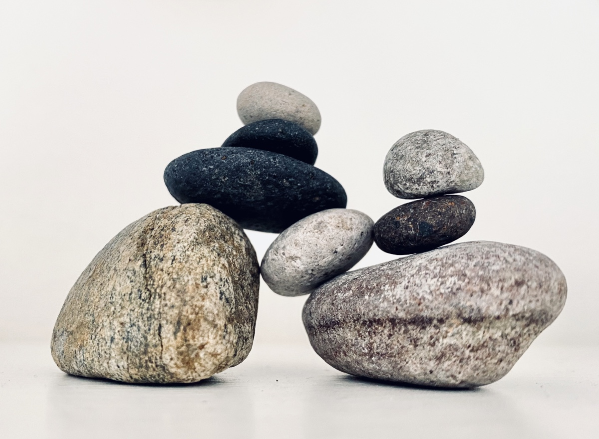 Stones talking balance