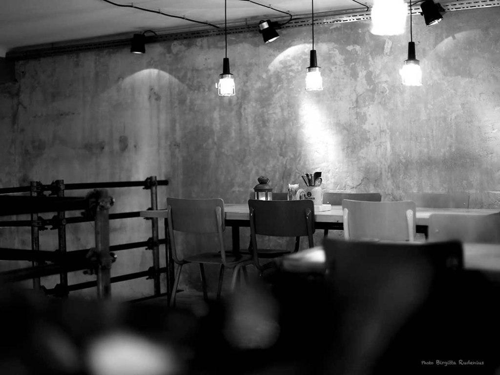 Black & White Photo © Birgitta Rudenius